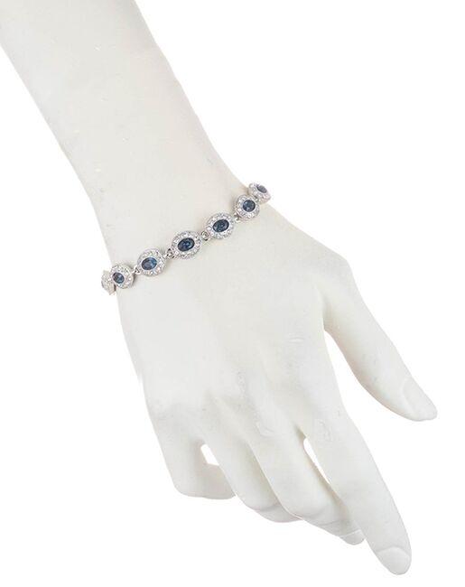 Carolee Jewelry  B5540-4108 Wedding Bracelets photo