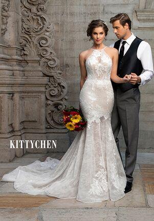 KITTYCHEN DEVON, H2048 Mermaid Wedding Dress