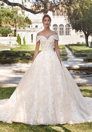 Demetrios DP405 – DAKOTA Ball Gown Wedding Dress