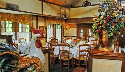La Ferme Restaurant Reception Venues Chevy Chase Md