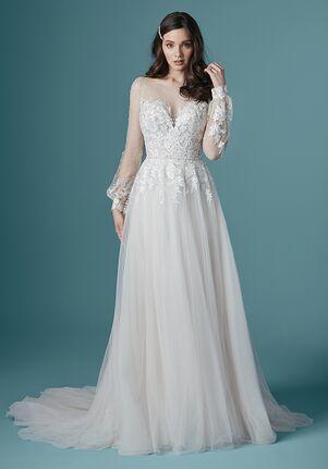 Maggie Sottero PAMELA A-Line Wedding Dress