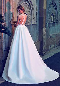Calla Blanche LA8113 Nicole Ball Gown Wedding Dress