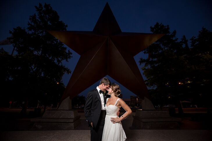 Texas State History Museum Star Portrait