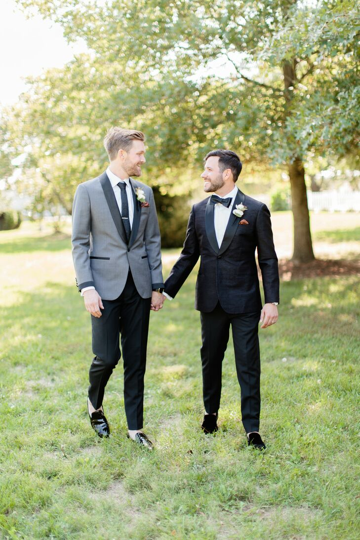Same-Sex Couple Wedding Portraits in Springfield, Missouri