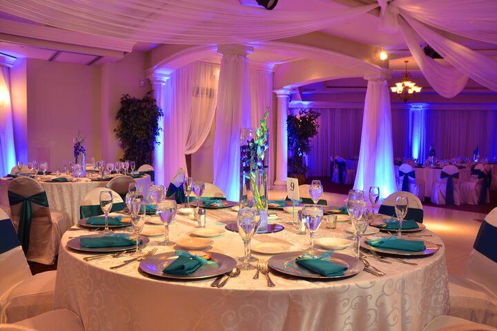 Floridian Ballrooms Reception Venues Pembroke Pines Fl