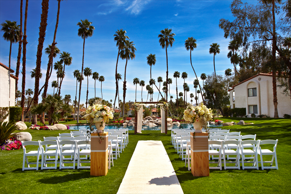 Wedding venues in palm springs ca the knot junglespirit Gallery