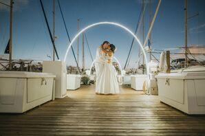 Sailing-Theme First Dance