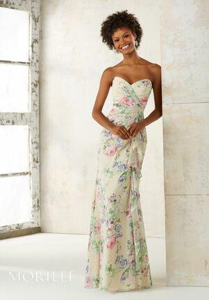 Morilee by Madeline Gardner Bridesmaids 21510 Strapless Bridesmaid Dress