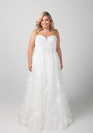 Michelle Roth for Kleinfeld AlyssaXS-P Wedding Dress