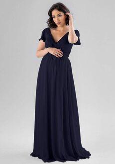 Kennedy Blue Kayli V-Neck Bridesmaid Dress