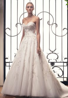 Casablanca Bridal 2212 A-Line Wedding Dress