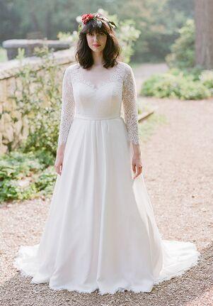 Desiree Hartsock Rose A-Line Wedding Dress