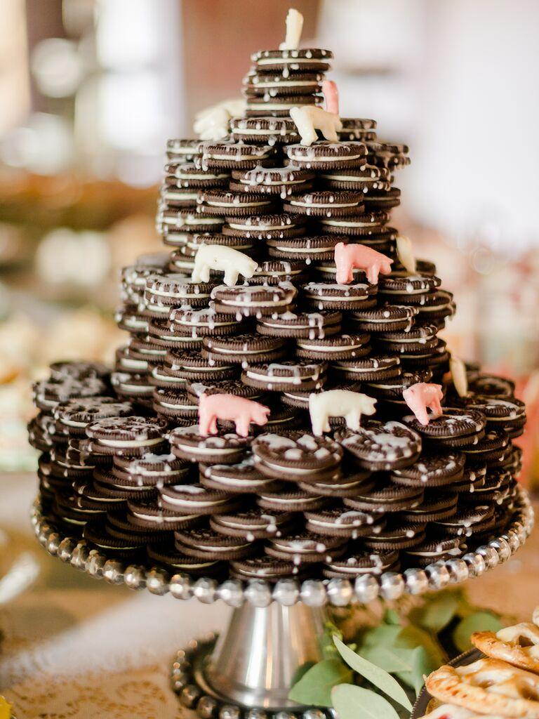 Alternative Wedding Cake Ideas