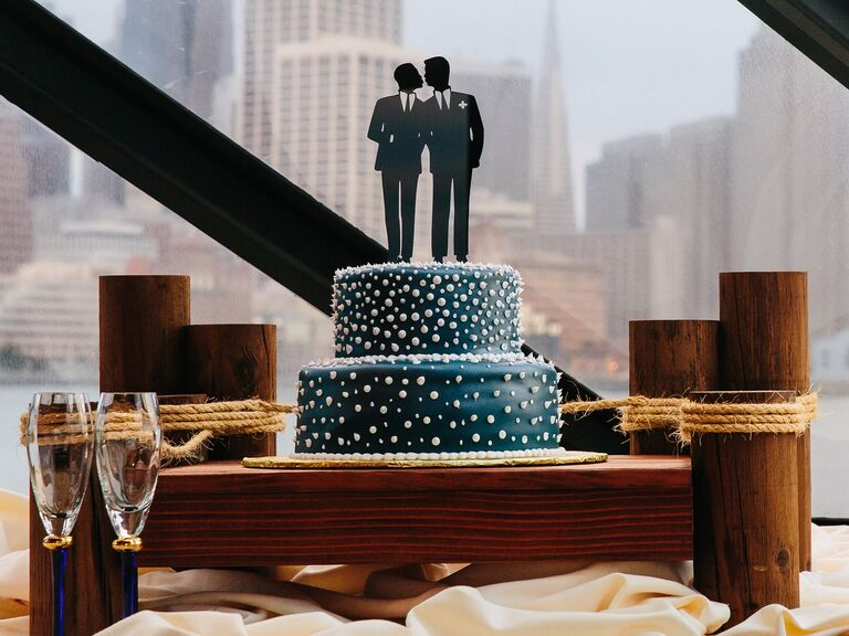 What Are My Options For A Same Sex Cake Topper