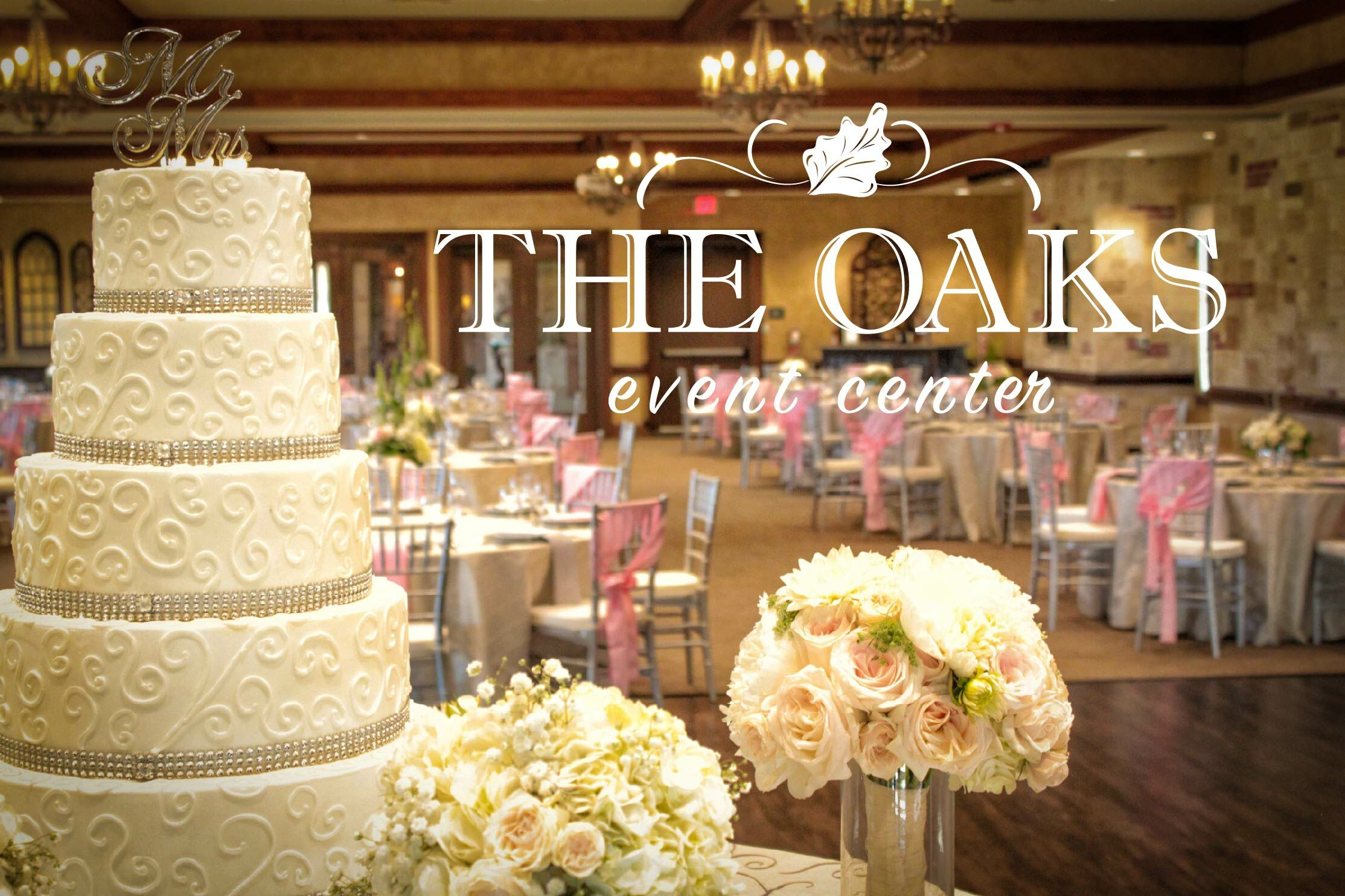 Wedding reception venues in fort worth tx the knot the oaks event center junglespirit Gallery