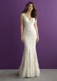 Allure Romance 2956 Sheath Wedding Dress