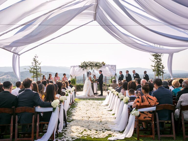 Wedding venues in San Jose, California.