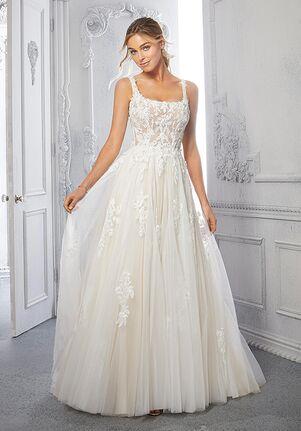 Morilee by Madeline Gardner Charlotte A-Line Wedding Dress