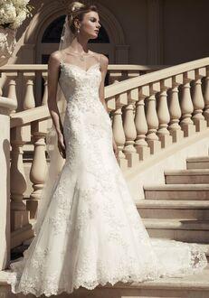 Casablanca Bridal 2117 Mermaid Wedding Dress