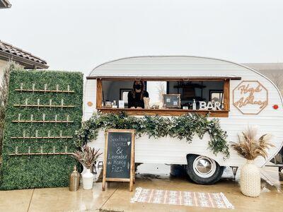 Herb & Alchemy Mobile Bar