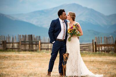 Guyton Ranch -Colorado Mountain/Barn/Ranch Venue