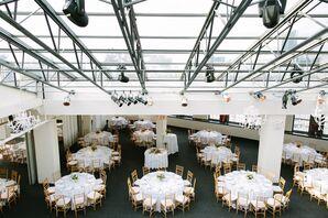 Tribeca Rooftop Wedding Reception