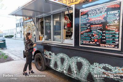 Aztec Daves Food Truck