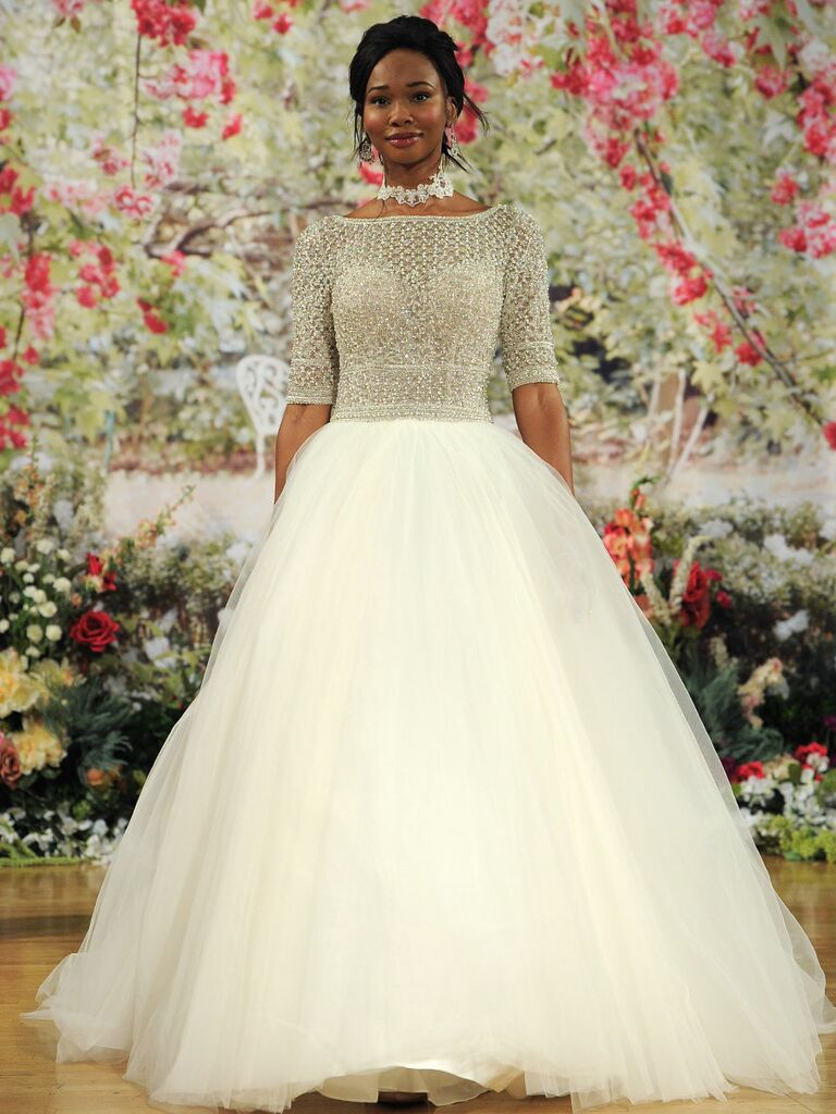 Sottero and Midgley Fall 2017 Collection: Old Hollywood Glamour