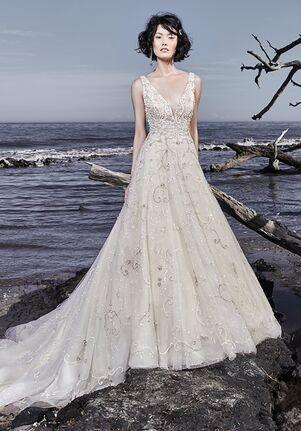 Sottero and Midgley Maven A-Line Wedding Dress