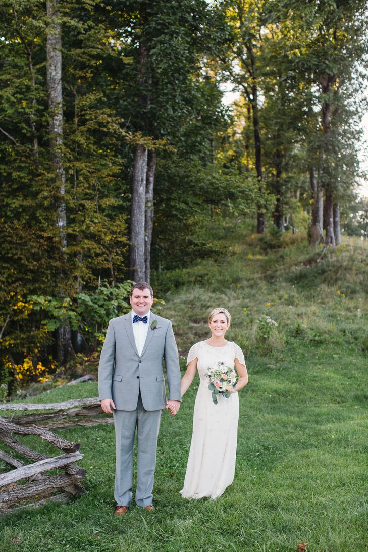 Kelsey King (30, a Nurse Practitioner) and David McCracken (33, Wood Veneer Industry) hail from Chicago, Illinois, but decided to hold a destination w