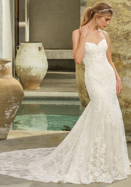 c41c1741ded Casablanca Bridal Style 2294 Avery Wedding Dress - The Knot