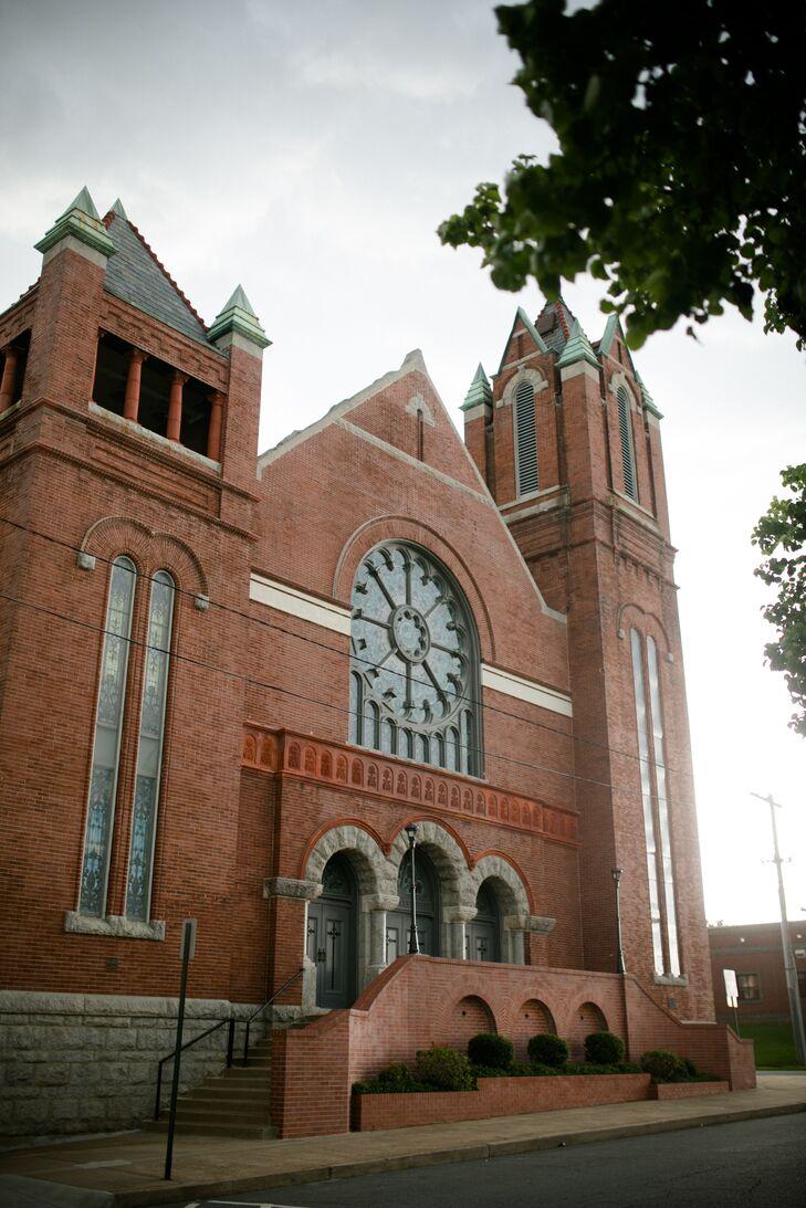 First United Methodist Church in Arkansas