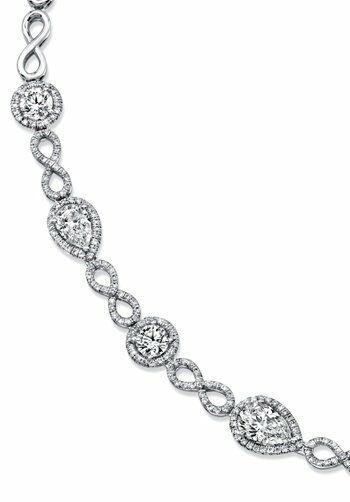 Uneek by Benjamin Javaheri LVN671 Wedding Necklaces photo