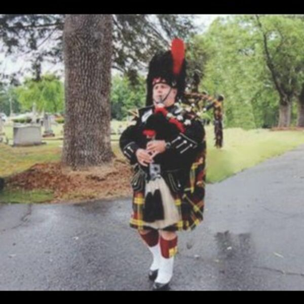 Robert J. White - Bagpiper - Raleigh, NC