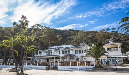 Catalina Island Company Reception