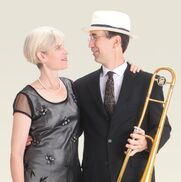 Seattle, WA Jazz Duo | Clif & Nelda's little BIG Band