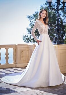 Jasmine Couture T222056 A-Line Wedding Dress