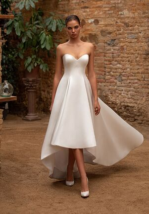 ZAC POSEN FOR WHITE ONE ANNA Mermaid Wedding Dress