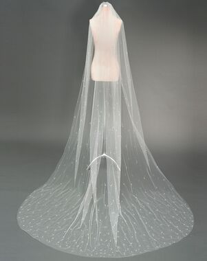 To Have & To Borrow Quinn Ivory, White Veil