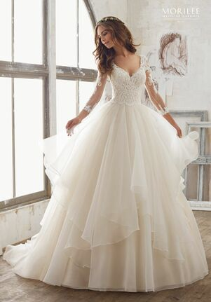 Morilee by Madeline Gardner/Blu 5517 Ball Gown Wedding Dress
