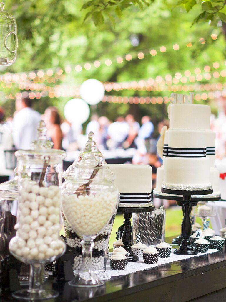 Magnificent 20 Creative Wedding Dessert Buffet Ideas Download Free Architecture Designs Jebrpmadebymaigaardcom