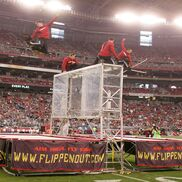 Richmond, UT Circus Act | Flippenout Extreme Trampoline