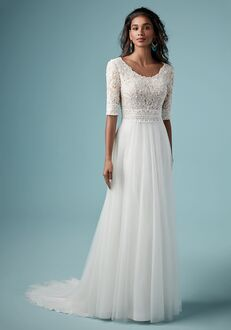 Maggie Sottero MONARCH LEIGH A-Line Wedding Dress