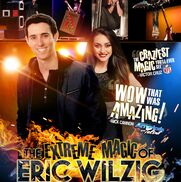 New York City, NY Magician | Extreme Magic Of Eric Wilzig -America's Got Talent