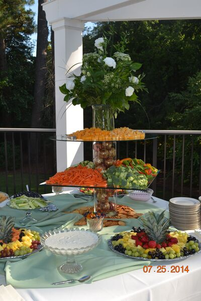 The Cooking Lady Catering LLC