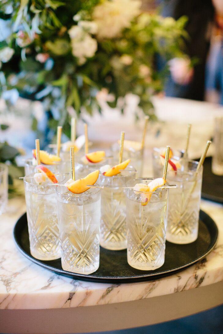 Vintage Highball Cocktail Glasses