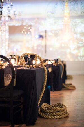 Rope Table Runners