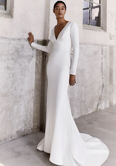 Viktor&Rolf Mariage CHIC BOW FIT AND FLARE Mermaid Wedding Dress