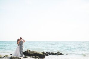 Beachfront Wedding Space at Private Residence