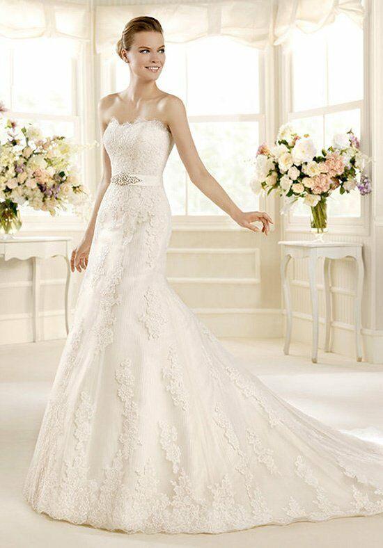 LA SPOSA Maya Wedding Dress - The Knot